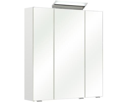 Armoire salle de bains Oria I 65cm blanc 045.406553 IP 44 (protection contre les corps étrangers et les projections d''eau)-0