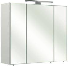 Armoire salle de bains pelipal Grado IV 70cm blanc 045.407108 IP 44 (protection contre les corps étrangers et les projections d''eau)-thumb-0