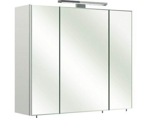 Armoire salle de bains pelipal Grado IV 70cm blanc 045.407108 IP 44 (protection contre les corps étrangers et les projections d''eau)-0
