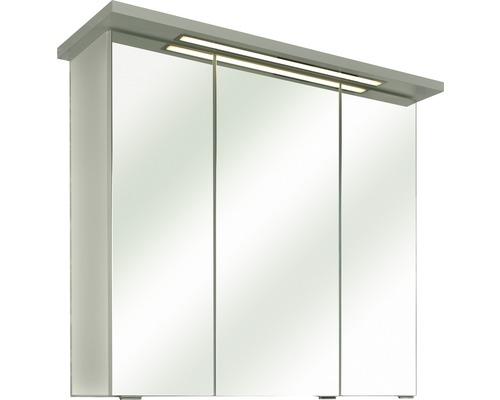 Spiegelschrank pelipal Vasto 80cm weiß glanz 045.407575 IP 20