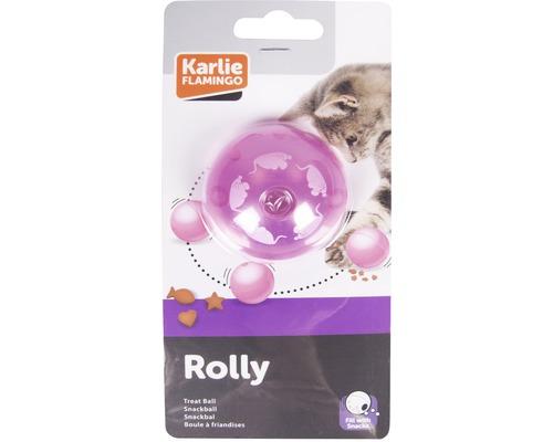 Katzenspielzeug Karlie Ball 5,5 cm zufällige Farbauswahl