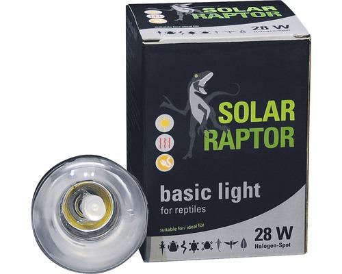 Spot halogène Econlux SolarRaptor 28 W