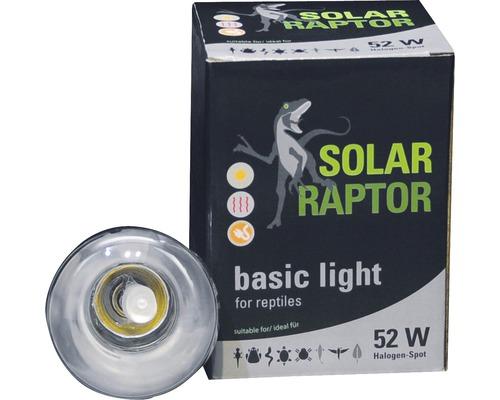 Spot halogène Econlux SolarRaptor 52 W