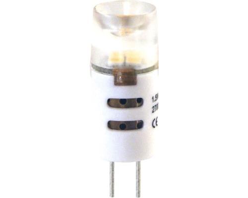 Ampoule LED G4/1.5 W blanc chaud-0