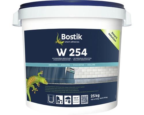 Étanchéification sans bitume Bostik W 254 25kg