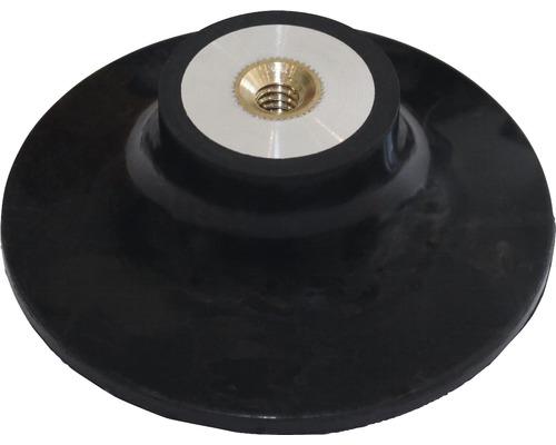 Plateau de ponçage Aerotec Ø 75 mm pour mini meuleuse pneumatique CSP 50-0