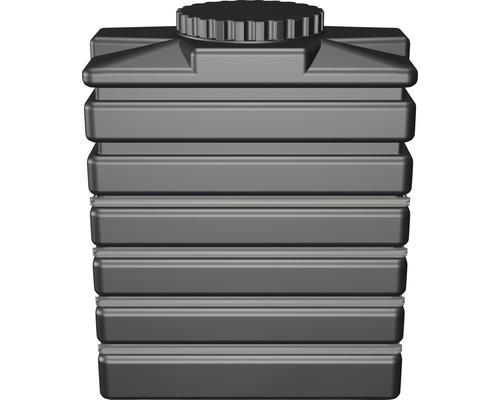 Kellertank GKT 1.25 inkl. Deckel, Zulaufberuhiger und Überlaufsiphon