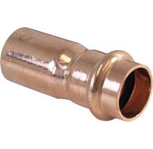 Raccord à compression Viega Sanpress avec contour SC raccord de réduction 28x18mm 296384-thumb-0