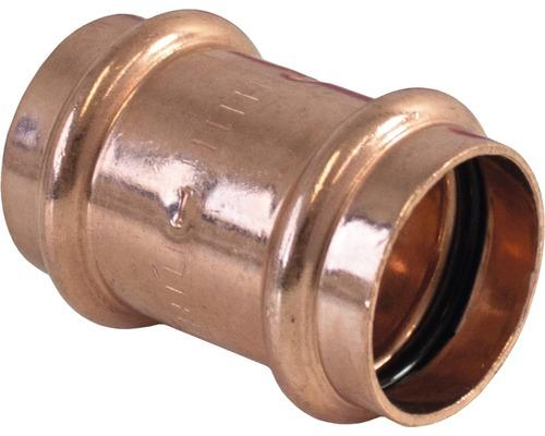 Raccord à compression Viega Sanpress avec contour SC manchon 12mm 292737