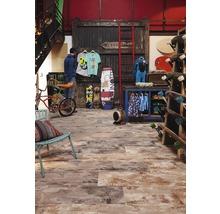 Planches en vinyle iD Inspiration Loose-lay, Beach Wood beige, autoportantes, 22.9x121.9 cm-thumb-2