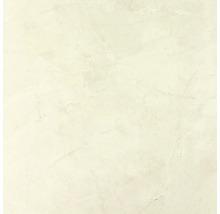 Carrelage pour mur et sol en grès cérame fin, marbre Premium, beige 80x80 cm-thumb-0