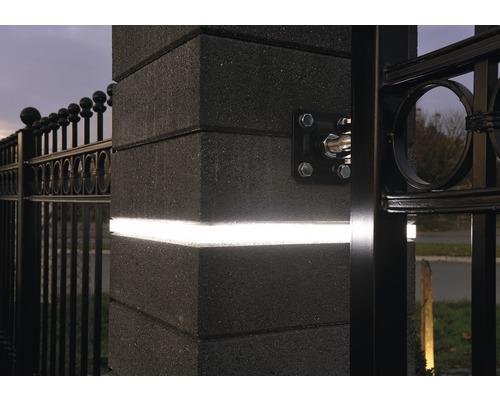 Élément lumineux à LED pour système de muret Trendline-0