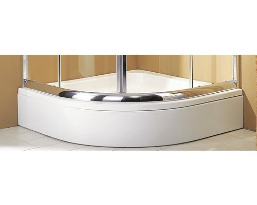 Tablier Schulte D20079 04 pour receveur de douche D20077 rond 90x90 cm