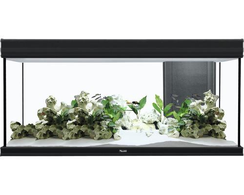 Aquarium aquatlantis Fusion Bio 120x40 cm mit LED-Beleuchtung ...