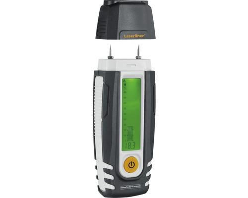 Hygromètre LaserLine DampFinder Compact humidité du bois et de la construction