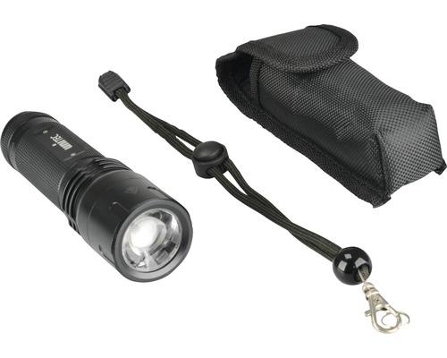 Lampe de poche à LED Blackline PRO230Z noire
