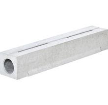 Rigole de drainage H-Drain rigole à fente 100x16x16cm-thumb-0