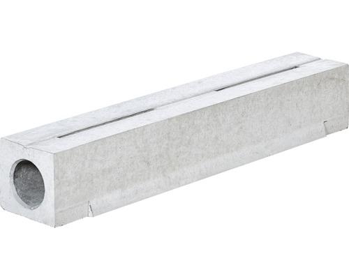 Rigole de drainage H-Drain rigole à fente 100x16x16cm-0