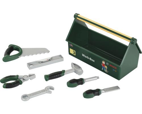 Boîte à outils pour enfants Bosch, Theo Klein
