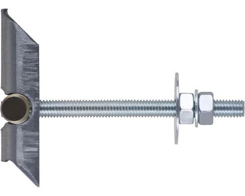 Cheville à ailettes Spagat Pro M8 KT Tox, 20 pièces-0