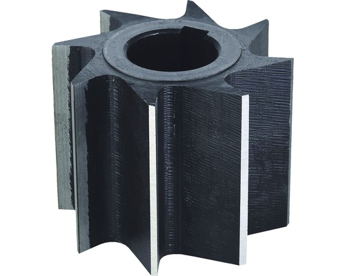 Cylindre de coupe pour broyeur silencieux FQ-ELH 2500, Mac 2500 ELH, Mac 2500 CH
