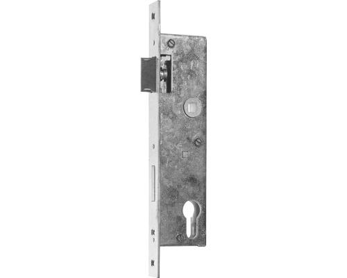 Serrure à mortaise de cadre tubulaire Bever gauche/droite, PZ 40/92/8-0