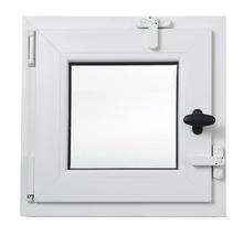 Verrou pour fenêtre Bever 1 battant, blanc, tête de champignon-thumb-1