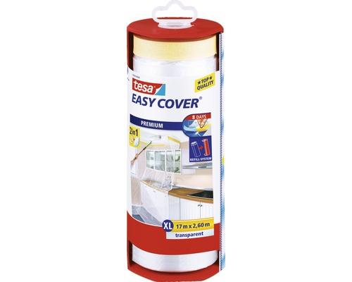 tesa Easy Cover Premium xL avec dérouleur 17m x 2600mm