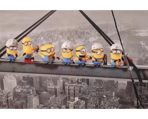 Panneau décoratif Movie Minions Lunch 60x90 cm
