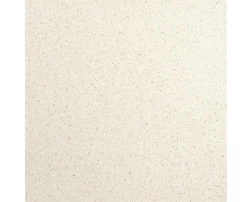 PVC Faray Uni creme 200 cm breit (Meterware)