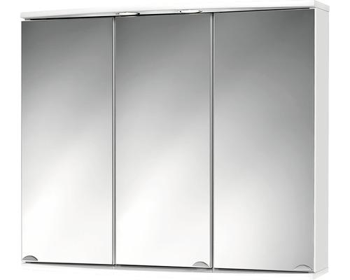 Armoire de toilette Modena LED blanc-0