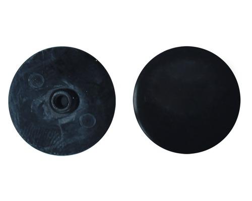 Capuchon de recouvrement SW 4x18 mm noir 100 unités