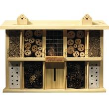 Hôtel à insectes Landsitz Superior pin 47 x 12,5 x 34 cm-thumb-0