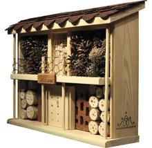 Construction modulaire pour hôtel à insectes Landhaus Komfort 47 x 12,5 x 34 cm-thumb-1