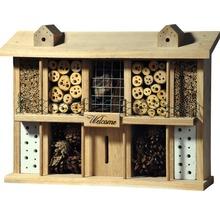 Hôtel à insectes Landsitz Superior chêne 47 x 12,5 x 34 cm-thumb-0
