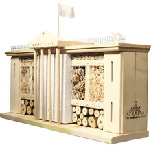 Hôtel à insectes Palais blanc 58 x 12 x 30 cm-thumb-2