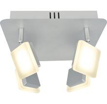 Spot LED FLAIR 4x7W Avior nickel/satin L 250mm-thumb-0