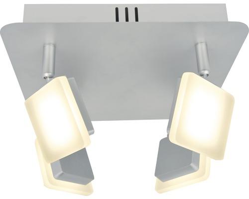 Spot LED FLAIR 4x7W Avior nickel/satin L 250mm-0