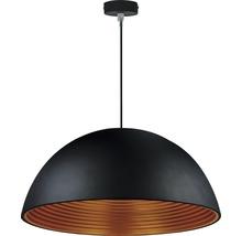 Suspension FLAIR à 1 ampoule Nashira noir/or Ø 400 mm-thumb-3