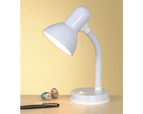Lampe de bureau Basic 1 ampoule blanche