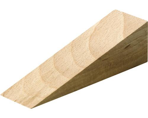 Holzkeile Buche 90,5x28,5x25 mm, 4 Stück