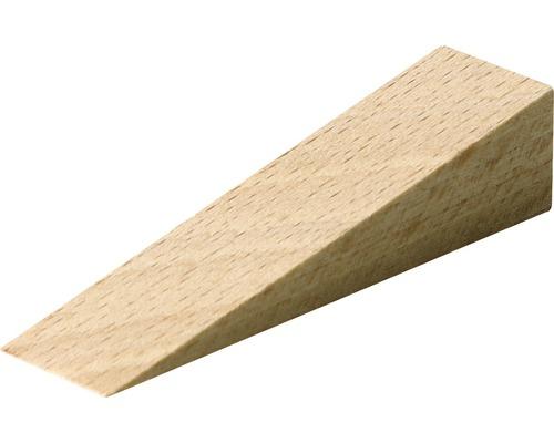 Holzkeile Buche 65,5x18x14,5 mm, 10 Stück