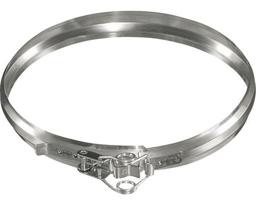 Collier de serrage pour EW avec fermeture à déclic DN130