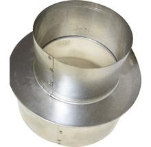 Augmentateur pour conduit de poêle Ø 80-130 mm aluminié à chaud-thumb-2