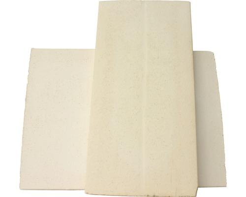 Plaque de chamotte 300x400x30 mm