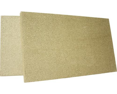 Plaque pour chambre de combustion en vermiculite 600 500x300x30 mm-0