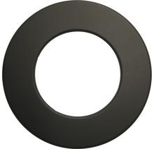 Rosace poêle à pellets Ø 80 mm noir-thumb-0