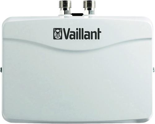 Chauffe-eau instantané Vaillant mini VED H3/2 pour robinetteries résistantes à la pression 3,5 kW