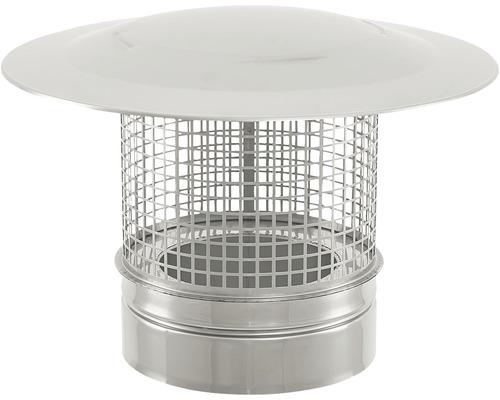 Cône de finition pour DW avec protection pour les oiseaux et grilles anti-étincelles DN130