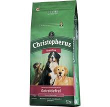 Nourriture sèche pour chiens, Allco Christopherus sans céréales, cerf & pomme de terre 12 kg-thumb-0